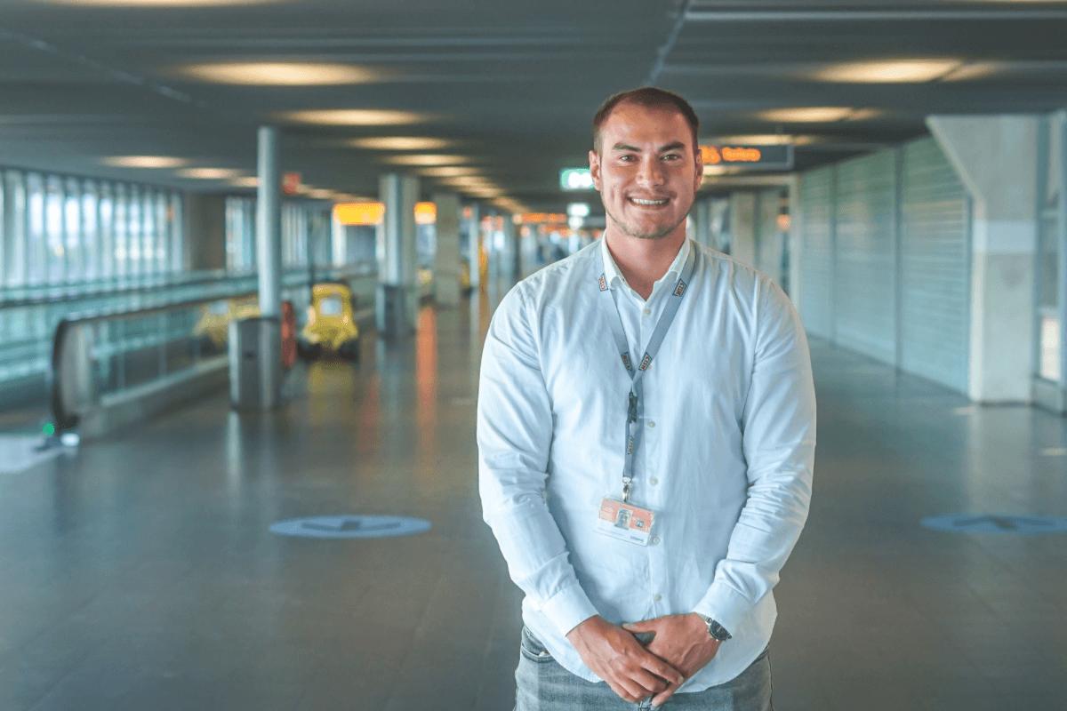 Personeelsplanner beveiliging op Schiphol